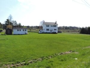 Great family home on 2.3 acres just outside of Amherst!