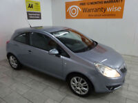 2010,Vauxhall/Corsa 1.4i 16v 100bhp SE***BUY FOR ONLY £21 PER WEEK***