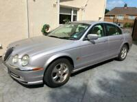 JAGUAR S TYPE 3.0 V6 SE AUTOMATIC, ONLY 15,000 MILES FROM NEW