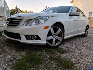 2010 Mercedes Benz E350 AWD NEW TRANSMISSION