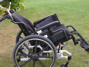 High Quality Tilting Wheelchair  NEW PRICE