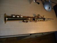Saxophone Soprano Selmer Super Action Série II 3200$ négociable