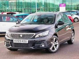 image for 2019 Peugeot 308 1.2 PureTech 110 Allure 5dr [6 Speed] Hatchback Petrol Manual