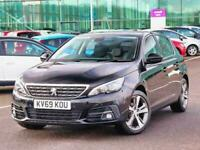 2019 Peugeot 308 1.2 PureTech 110 Allure 5dr [6 Speed] Hatchback Petrol Manual