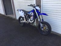 PRICE LOWERED FOR QUICK SALE!!! Yamaha YZF 426 Supermoto road conversion