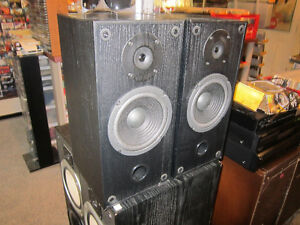 Set Of 2 SONY Speakers For Sale