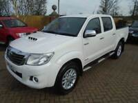2013 Toyota Hilux 3.0D-4D Invincible Manual ( NO VAT ) 29000 Miles !