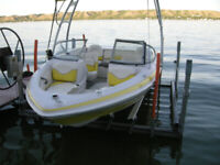 Sold -Tahoe Q4 Fish/Ski ready for new home or Trade for Pontoon