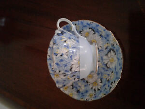 Shelley English Bone China cup and saucer