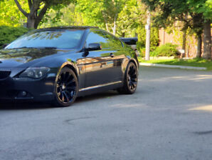 Extremely Rare 2004 645Ci - 6 Spd Manual - Low KMs