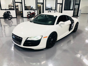 2010 Audi R8  V10    Coupe    Automatic $77,900