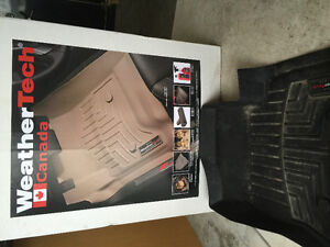 WeatherTech Mats for 2014 Ford F-150 FX4 Kitchener / Waterloo Kitchener Area image 1