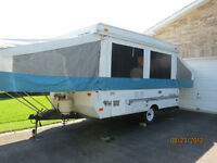 1997 Viking pop up camper