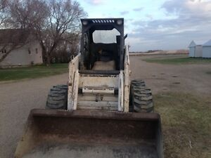 Reduced--1987 Bobcat 943 Skidsteer- No trades