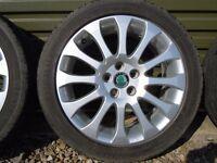 Skoda, vw, audi, seat alloy wheels