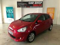2014 Mitsubishi Mirage 3 1.2 **Only 45500 Miles Full Service History** Hatchbac