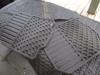 car mats never used