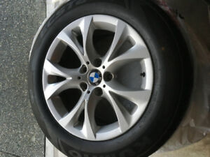 BMW X3 Rims - Used