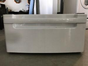 LG washer/dryer pedestals