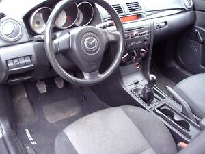 2008 Mazda3 Hatchback