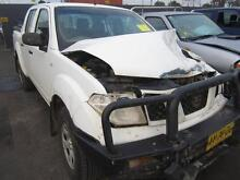 WRECKING NISSAN D40 NAVARA RX ***ALL PARTS AVAILABLE*** Brooklyn Brimbank Area Preview
