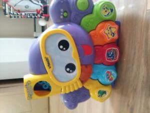 Magical Bubbles Octopus, Vtech