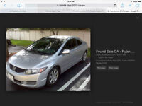 sell or trade 2010 Honda Civic Coupe, 2 door, certified
