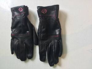 HARLEY DAVIDSON GLOVES - Ladies
