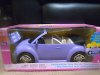 Barbie remote controlled Volkswagon Beetle