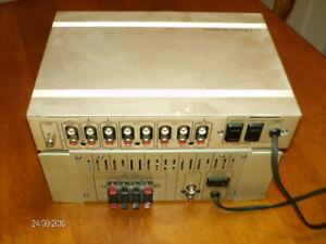 TOSHIBA T10, C12, M12  Amplifier TOSHIBA
