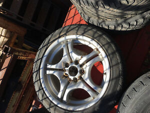 17' BMW M style wheels (front pair) $75