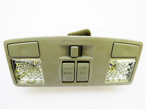 Mazda 3 2004-2009 Front Dome Light/Lamp Sunroof Switch
