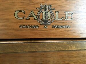 Piano Cable Chicago West Island Greater Montréal image 2