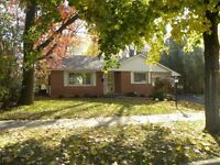 Beautiful Home on Large Private Lot in Burlington - Open House