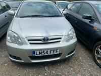 2005 Toyota Corolla 1.6 VVT-i Colour Collection 3dr Hatchback Petrol Automatic