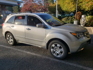 2007 Acura MDX Technology SUV, Crossover
