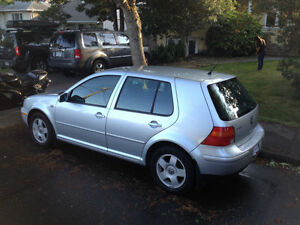2001 Volkswagen Golf Hatchback Parts for sale