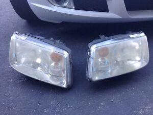 Volkswagen MK4 headlights