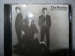 THE BEATLES 1962 LIVE RECORDINGS