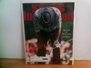 8 Vintage SI and Score Golf mags Original Owner!