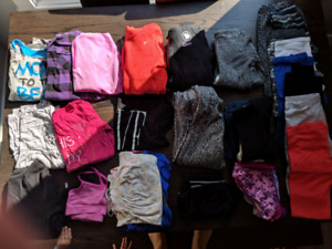 Girls clothes size L/XL (14) pants , shirts ,coats 50$ for all
