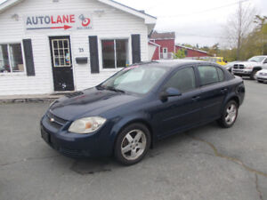 2010 Chevrolet Cobalt LT Sedan Only 102000km NEW TIRES MVI