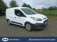 2018 18 FORD TRANSIT CONNECT 1.5 200 P/V ONLY 63000 MILES PSV MARCH 22