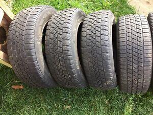 205/65/15 snow tires on rims