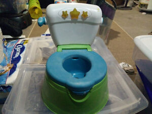Toddler/Baby portable potty training toilet