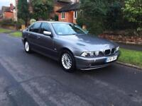 2003 BMW 530D 3.0 TD Auto D SE LHD Left Hand Drive - Low Mileage