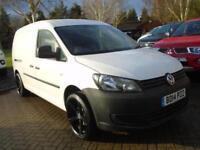 2014 Volkswagen Caddy 1.6TDI ( 102PS ) C20 Startline NO VAT