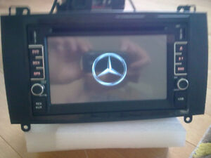 mercedes benz sprinter and dodge sprinter navi bluetooth dvd
