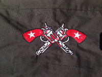 Custom Embroidery, Decals & Apparel