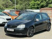* 2008 VW VOLKSWAGEN GOLF 1.9 TDi 5 DOOR + HPI CLEAR + LONG MOT *